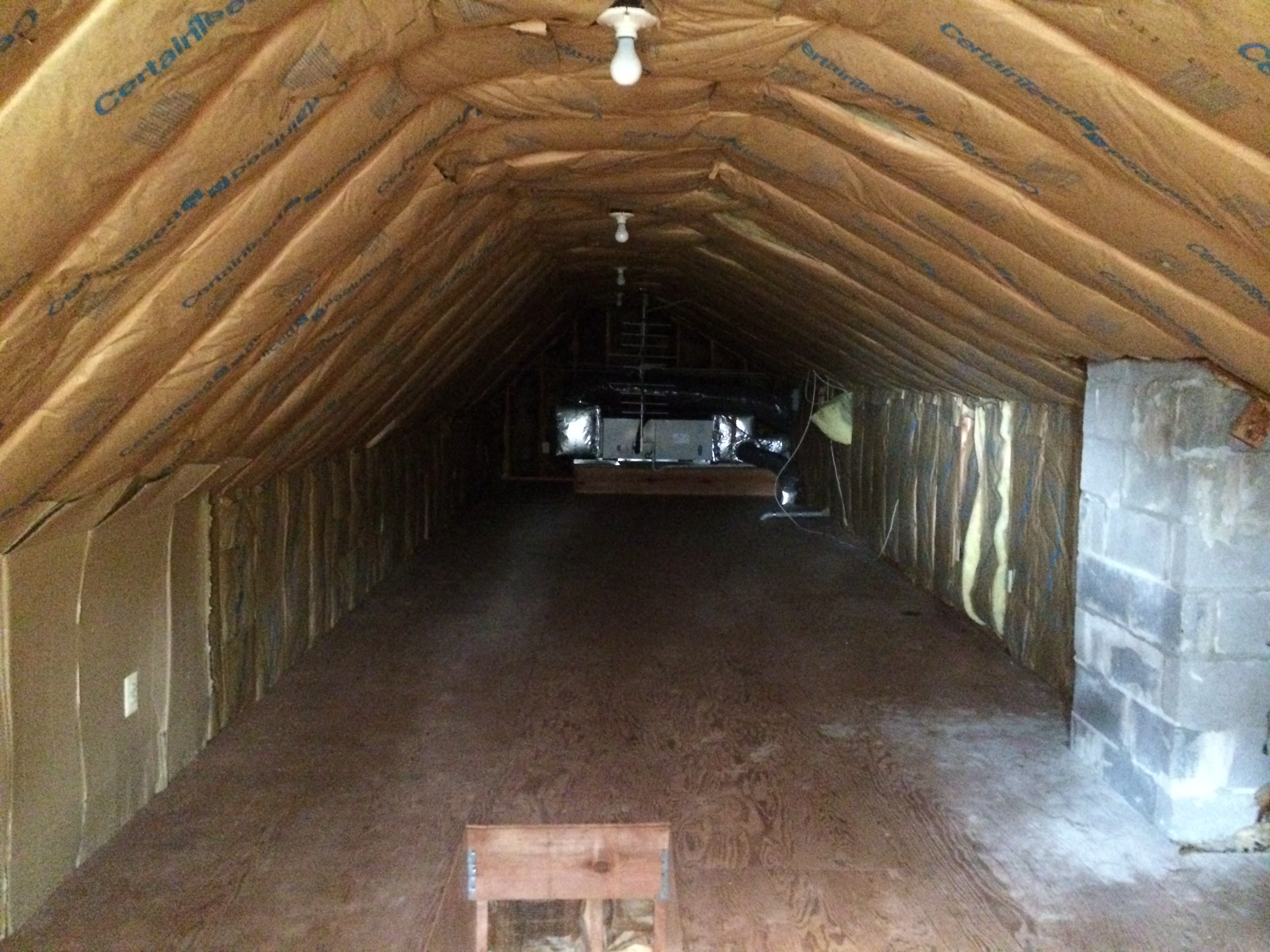 Our new place for Cape cod attic bedroom ideas